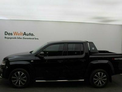 begagnad VW Amarok DoubleCab AVENTURA V6 3.0 258HK 4Motion