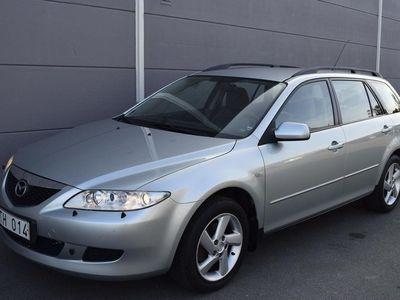 begagnad Mazda 6 Wagon 2.0 Touring 141hk