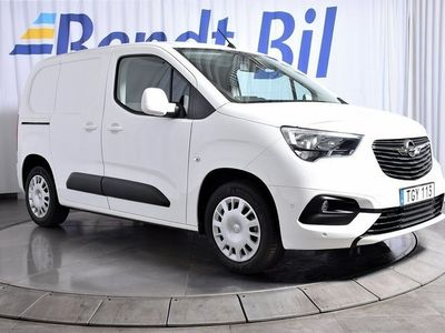 begagnad Opel Combo L1H1 Launch Edition 2019, Transportbil 180 625 kr