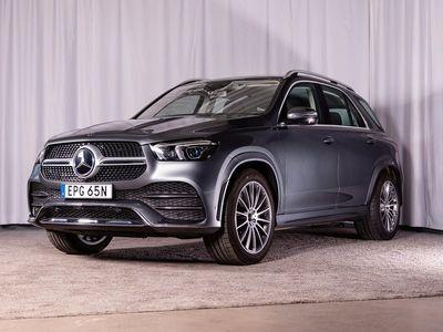 begagnad Mercedes 300 GLEd 4M 4MATIC