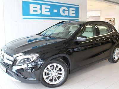 begagnad Mercedes GLA220 CDI 4Matic