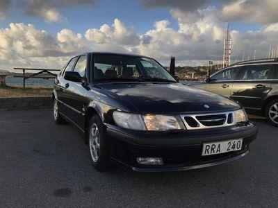 begagnad Saab 9-3 5-dörrar 2.0 SE 185hk