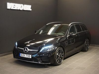 begagnad Mercedes C300 Kombi AMG 360-Kamera Aut Drag Nav ILS