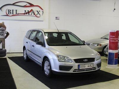 used Ford Focus Combi 1.8 Duratec Flexifuel 125hk Besiktad