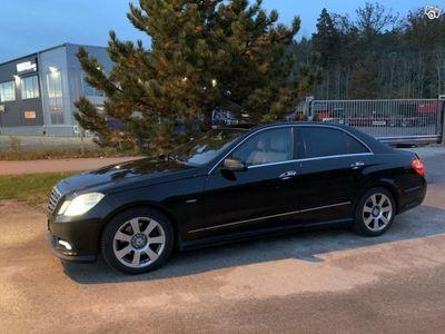 begagnad Mercedes E250 CDI 4Matic AMG sport paket -11
