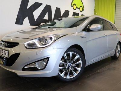 begagnad Hyundai i40 cw 1.7 CRDi | Business | Läder | 136hk