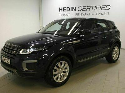begagnad Land Rover Range Rover evoque 2.0 TD4 AWD