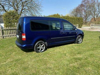 begagnad VW Caddy Maxi Life
