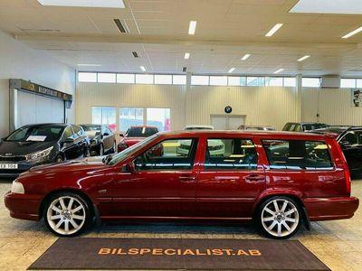 begagnad Volvo V70 2.4 Classic 140hk Drag NY-BES NY-SERVIC AC 0%Ränta