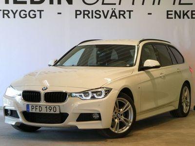 begagnad BMW 320 320D XDrive touring M-Sport Aut Drag HiFi