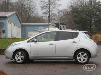 gebraucht Nissan Leaf (Aut+Backkamera+GPS+109hk)
