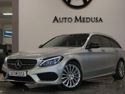 begagnad Mercedes C450 AMG T AMG 4M 4MATIC 7G-Tronic Plus Sport Euro 6 367hk