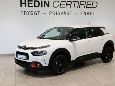 begagnad Citroën C4 Cactus puretech s&s 110hk -shine