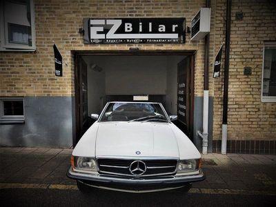 begagnad Mercedes 280 SL 185hk/BES/SERV/SV-SÅLD