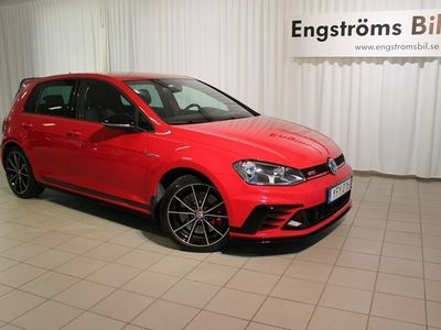 begagnad VW Golf GTI Clubsport