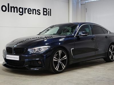 begagnad BMW 428 i GC Aut M-Sport Taklucka HiFi