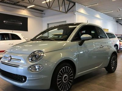 """begagnad Fiat 500 BSG HYBRID 1.0 70HK """"LAUNCH EDITION"""" Erbjudande!"""