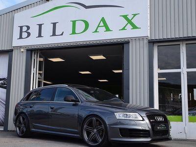begagnad Audi RS6 *PLUS 580HK* Q EXCLUSIVE SVENSKSÅLD -11