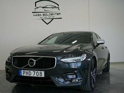 begagnad Volvo S90 D5 AWD Geartronic R-Design Euro 6 235hk