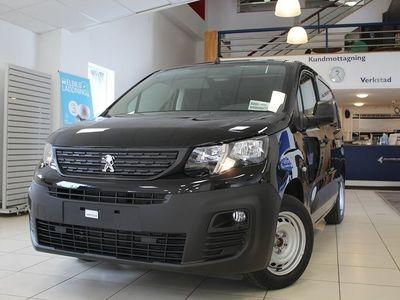 begagnad Peugeot Partner 1.5 BlueHDi DRAG D-VÄRAMRE 102hk