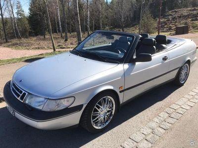 gebraucht Saab 900 Cabriolet V6 Dx78v -95