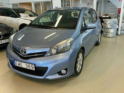 begagnad Toyota Yaris Verso Yaris 5-dörrar 1.4 D-4D Backkamera Vinterhjul 2013, Kombi Pris 79 900 kr