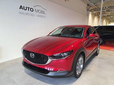 begagnad Mazda CX-30 M-Hybrid 180 hk / Aut / Sky Tech pack