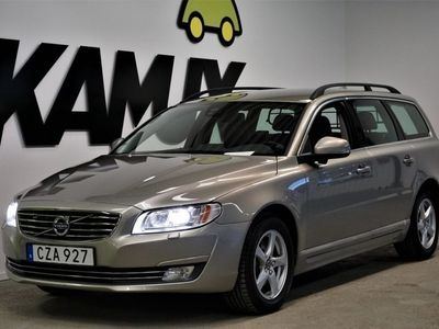 begagnad Volvo V70 D4 AWD Momentum BE / VOC / DRAG / 181hk