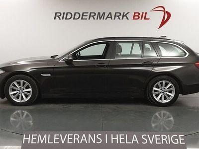 begagnad BMW 520 d xDrive Touring, F11 (184hk)