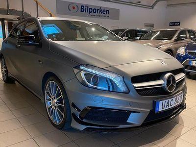 begagnad Mercedes A220 A BenzCDI 7G-DCT AMG Sport A45 OPTIK 2015, Halvkombi 219 900 kr