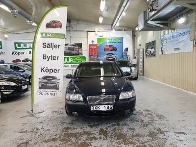 used Volvo S80 2.4T Automat 200hk