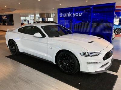 begagnad Ford Mustang GT 5.0 V8 (451hp) Fastback -Aut