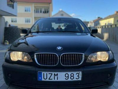 begagnad BMW 320 I LIMOUSINE