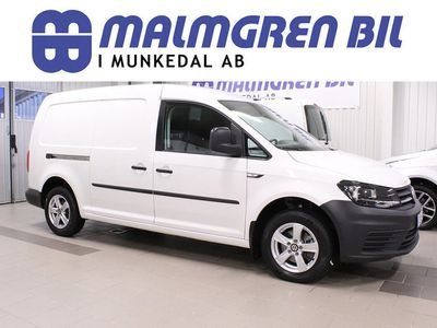 begagnad VW Caddy Maxi 2.0 TDI DSG Drag