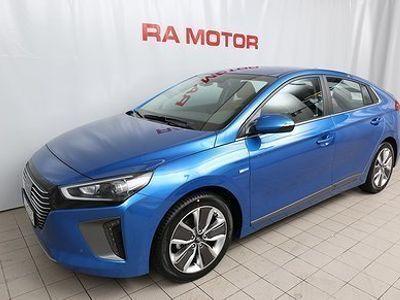 begagnad Hyundai Ioniq Hybrid Premium Eco Automat
