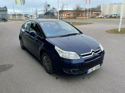 begagnad Citroën C4 1,6 BIOFLEX