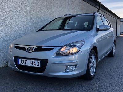 begagnad Hyundai i30 1.6 CRDi 116hk Aux