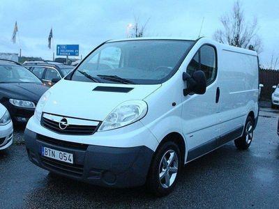 begagnad Opel Vivaro 2.0 DCI 115HK DRAG NY BES