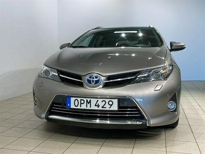 begagnad Toyota Auris 1.8 HSD Touring Sports Edt Backkamera