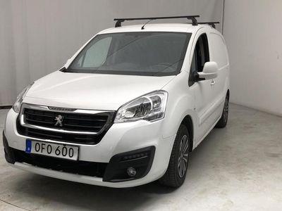 begagnad Peugeot Partner 1.6 HDI Skåp 2017, Transportbil 79 000 kr