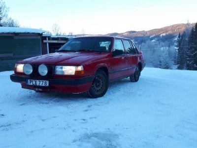 begagnad Volvo 944 Måste SES Ny bess och ny skattad -93