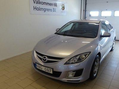 begagnad Mazda 6 2.5 Sport 5dr (170hk) Bose, Kamkedja.