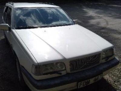 usado Volvo 855 bes.&skatt. ev. byte -96