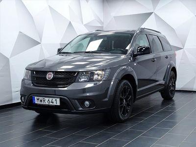 brugt Fiat Freemont Black Code, AWD, 7-sits, SoV Hjul