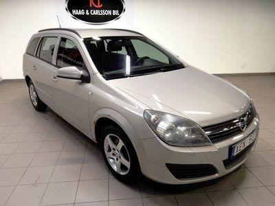 begagnad Opel Astra Kombi 1.6