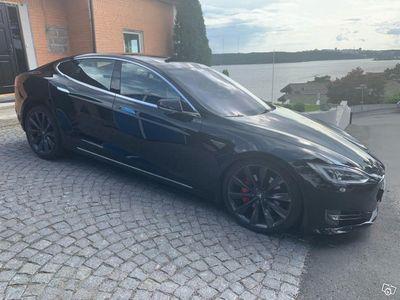 begagnad Tesla Model S 75AWD (uppgraderad) 21' -16