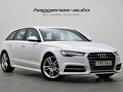 begagnad Audi A6 2.0 TDI Ultra / S-Tronic / S-Line