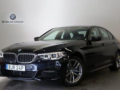 begagnad BMW 530 i xDrive Sedan M Sport Winter 2019, Sedan 474 900 kr