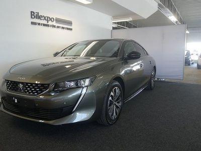 begagnad Peugeot 508 5D GT-Line PREMIUM BUSINESS AUT 2019, Halvkombi 341 250 kr