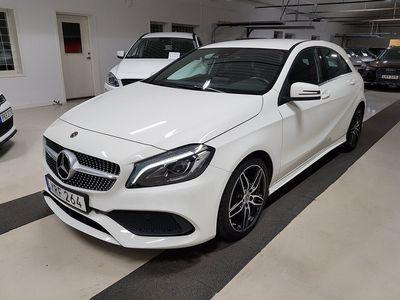 begagnad Mercedes 180 A-KlassAMG Sport Backkamera Manuell Eu6